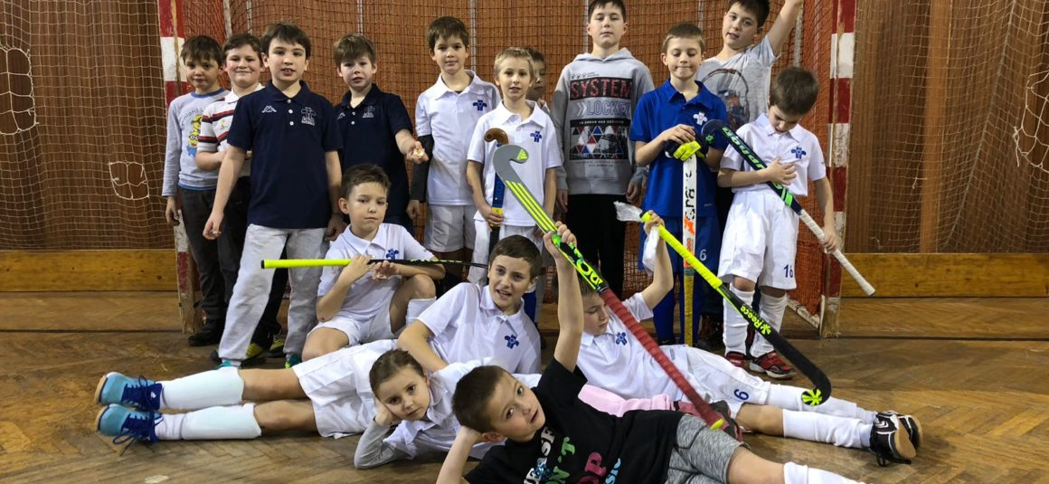 Víkend plný hokeja U10