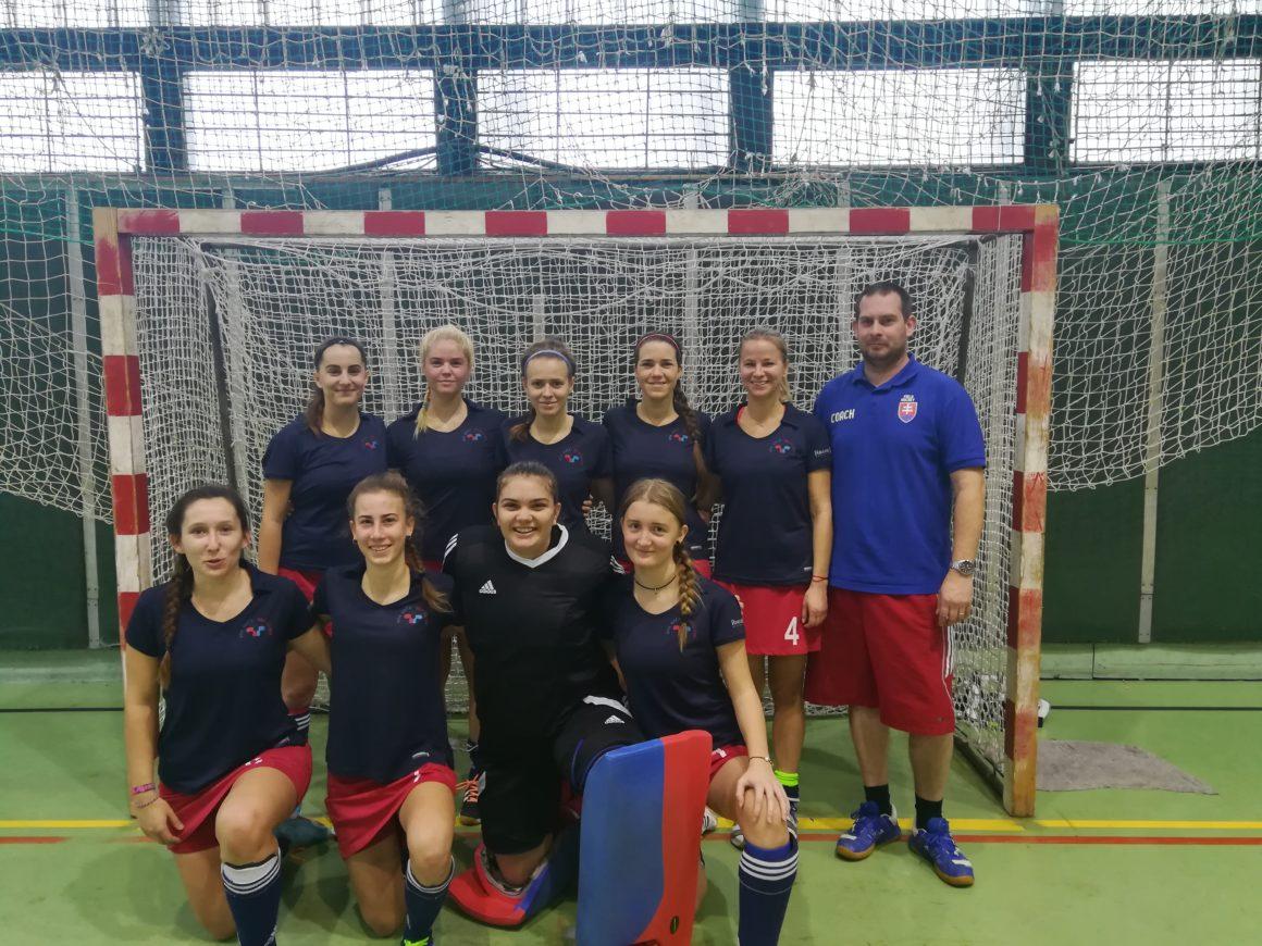 ŽENY  v Slovinsku na Európskom turnaji klubov